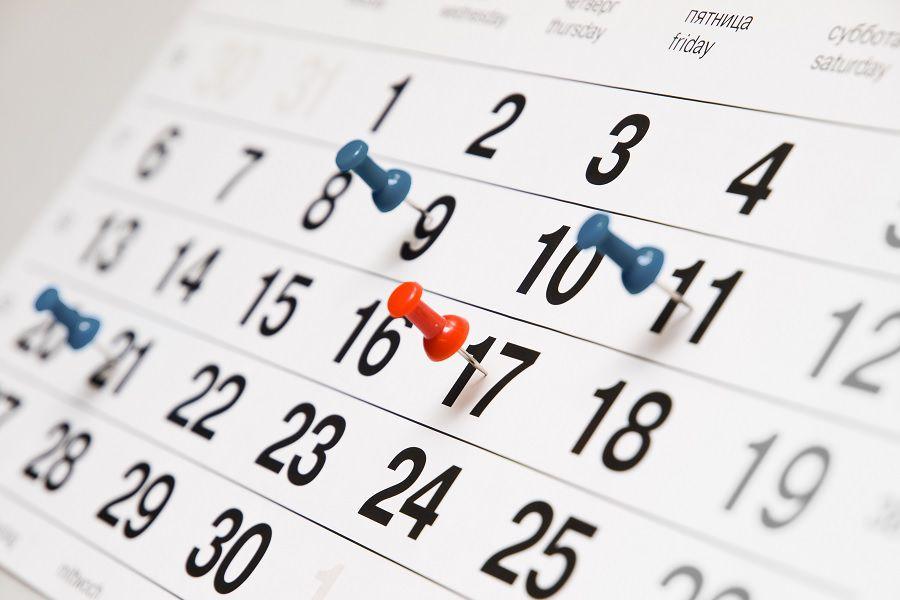 Kalender 2019-2020